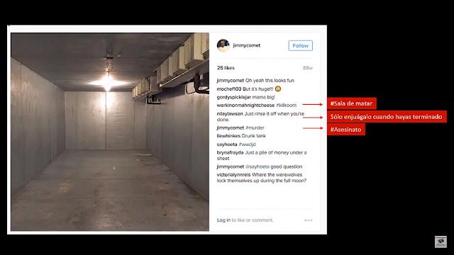 instagram Alefantis-red pedofilia-