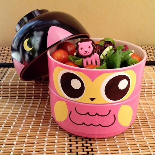My Owl Barn Cute Bento Box