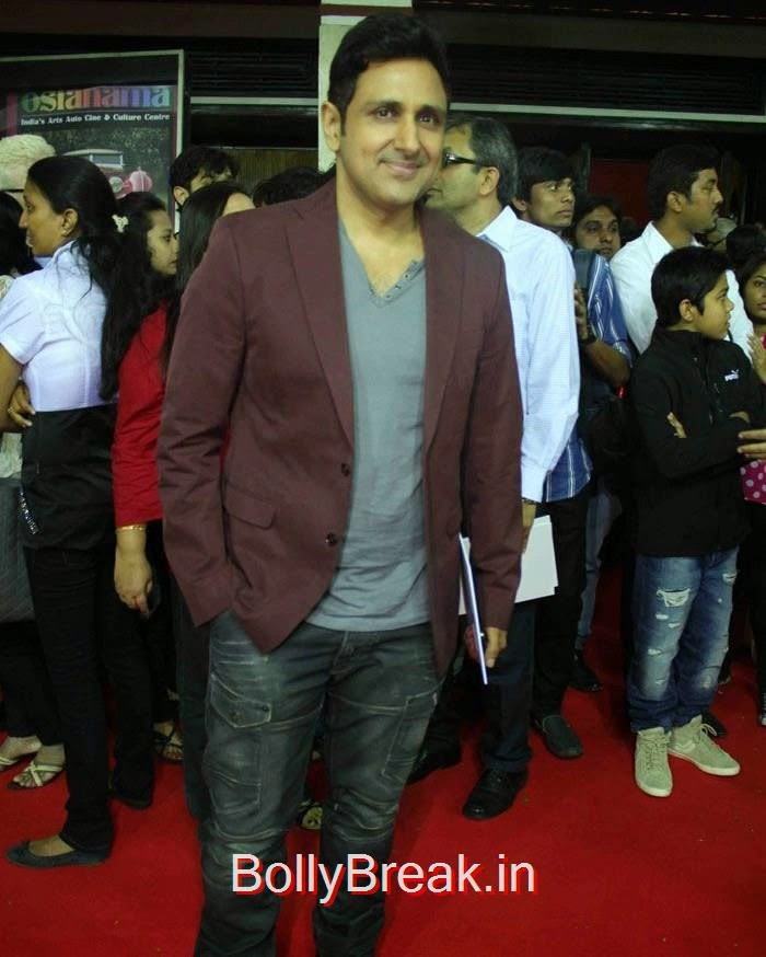 Parvin Dabas, Celebs at Grand Premiere of 'BABY' Organised by Osianama