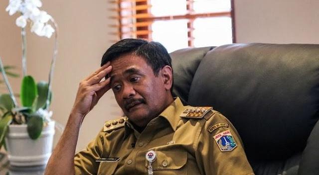 Waduh, Terbitkan Pergub Pulau G, Djarot Berpotensi Jadi Tersangka KPK