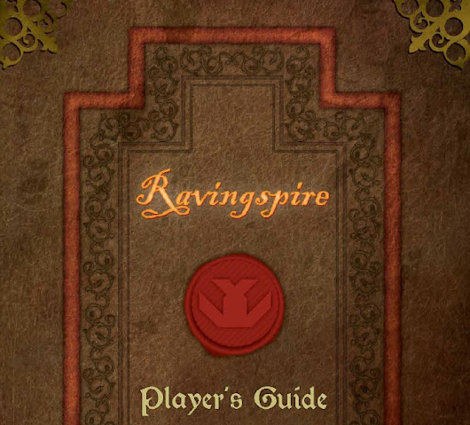New Ravingspire Player's Guide PDF