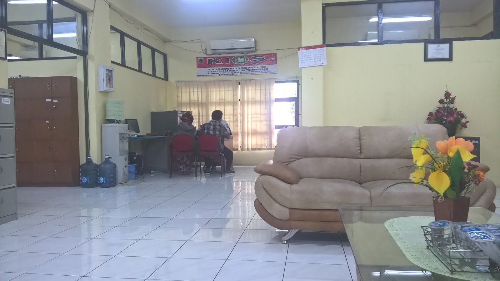 Pusat Latihan Kerja Daerah Jakarta utara