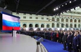 противоречия и неточности в послании Путина