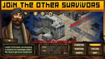 Day R Survival Mod Apk
