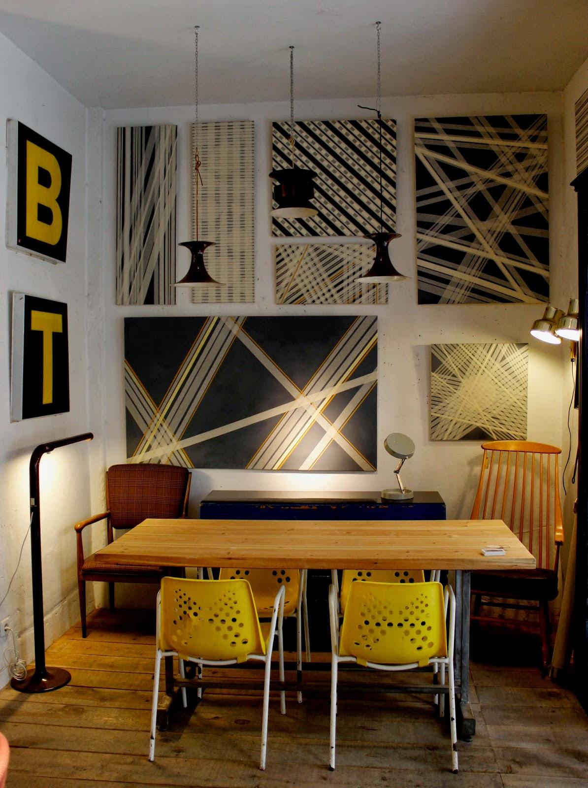 Vintage 4p tu tienda de muebles vintage en madrid marzo for Muebles industriales retro