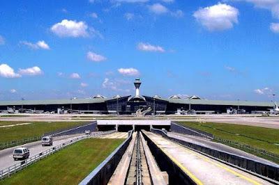 Daftar Nama Bandara di Malaysia