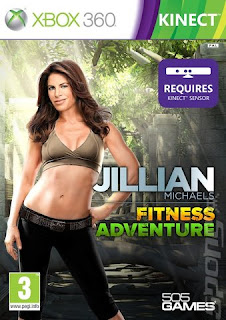 Jillian Michaels Fitness Adventure (X-BOX360) 2011