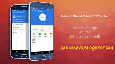Hotspot Shield Elite 4.0.7 Cracked Mod VPN Proxy AdFree .apk