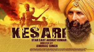Kesari Movie Release Date [Kesari Movie Release Date (Film)]
