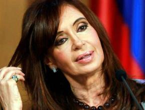 Argentina: Justiça ordena bloqueio de bens de Cristina Kirchner