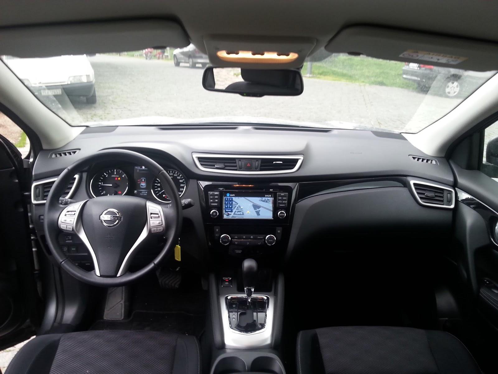 F3 Οδηγούμε (παντού) το Nissan Qashqai