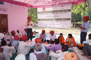 Axalta Completes Building of Bhooriya Baas Pond in India