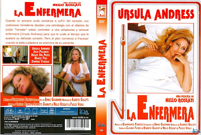 La enfermera (1975) L'infermiera