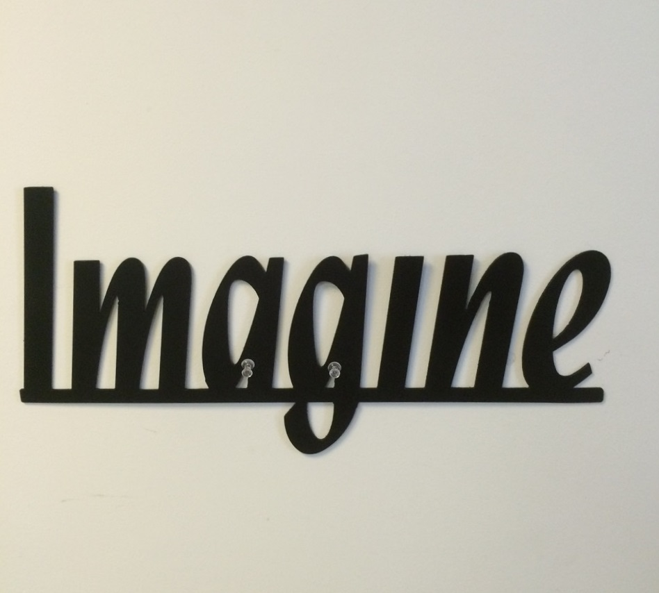 1000+ images about One Word: Imagine on Pinterest | Wall ...