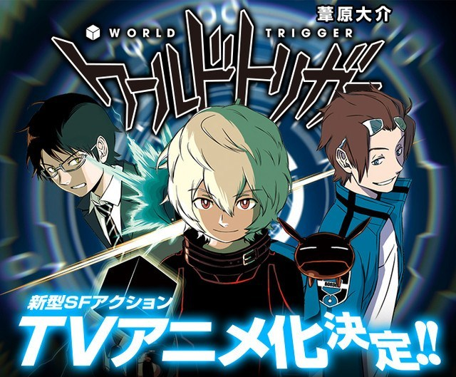 World Trigger Subtitle Indonesia Batch