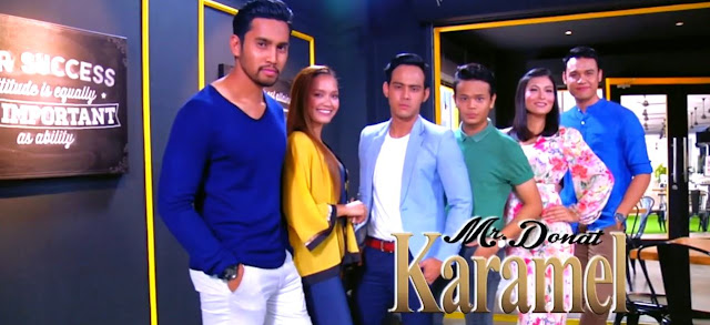 Drama Mr Donat Karamel TV3