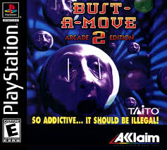Bust-a-Move 2 - Arcade Edition - PS1 - ISOs Download