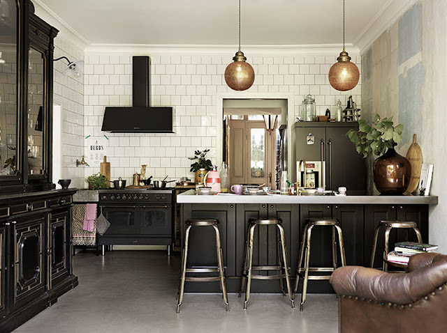 Malin Persson, stylish house, lia joy, le blog