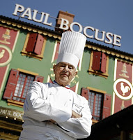 Michelin Starred Chef Paul Bocuse