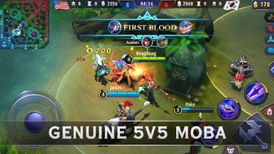 Cara Download Mobile Legends: Bang Bang MOD APK 1.2.88.2952 Terbaru 2018
