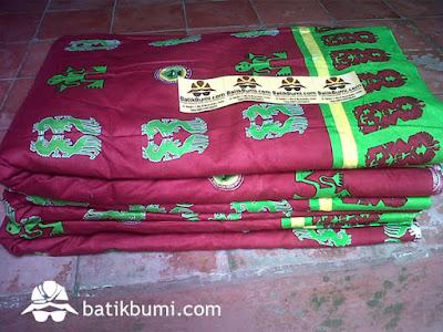 Pesan batik logo