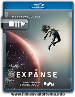 The Expanse 1ª Temporada Completa Torrent - BluRay Rip 720p Dual Áudio 5.1 (2016)