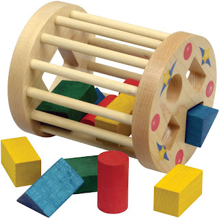 Maple landmark wood shape sorter is the best shape sorter