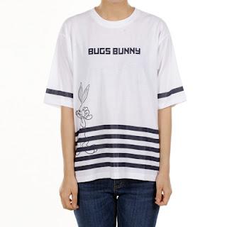 Bugs Bunny T-shirt, KRW 12,900
