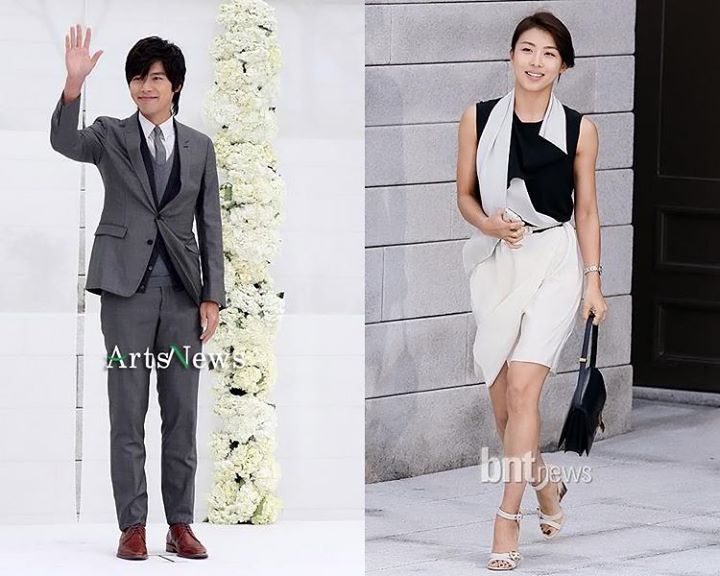 Seen at JDG's wedding ha jiwon hyun bin