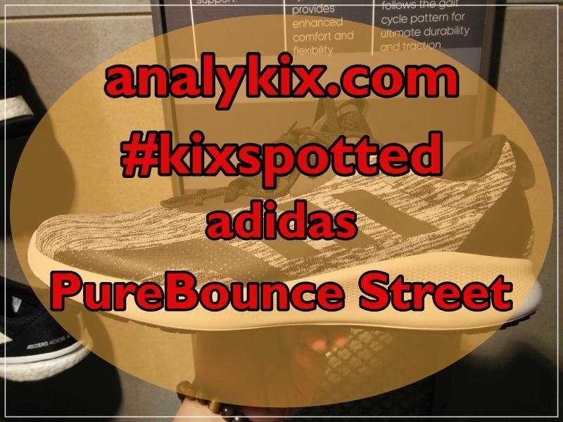 f9cdb0797 kixspotted adidas PureBounce Street