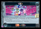 My Little Pony Caught Off Guard Seaquestria and Beyond CCG Card