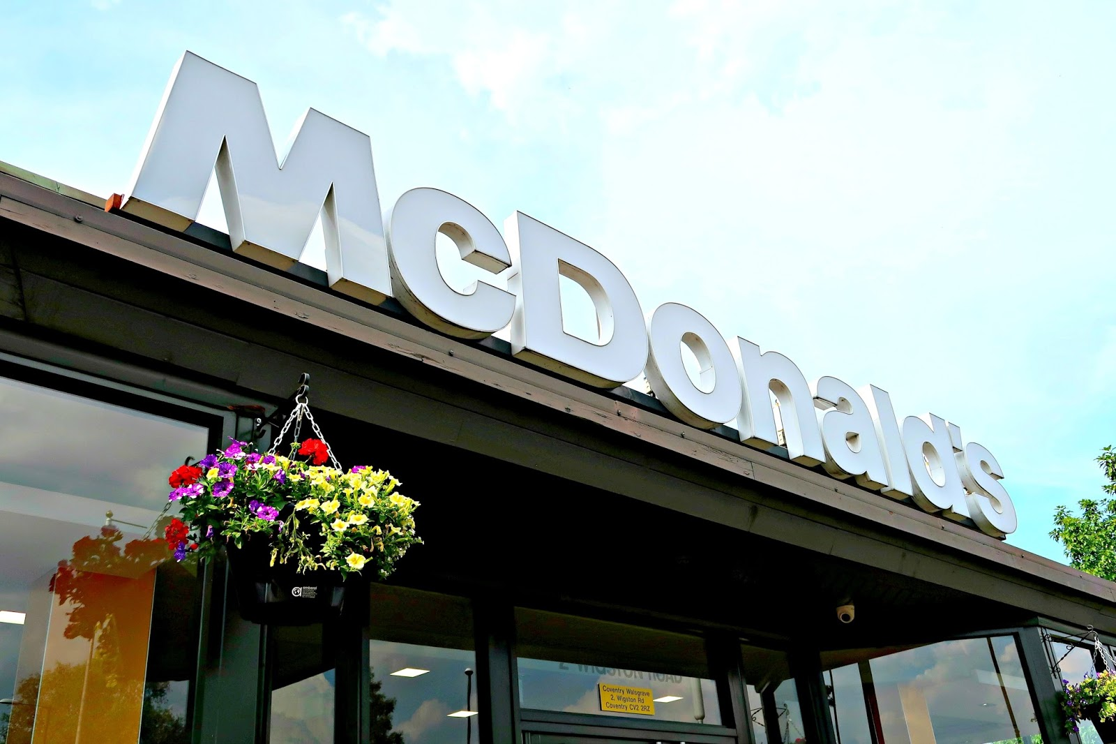 #YourNewMcdonalds Blogger Event Review