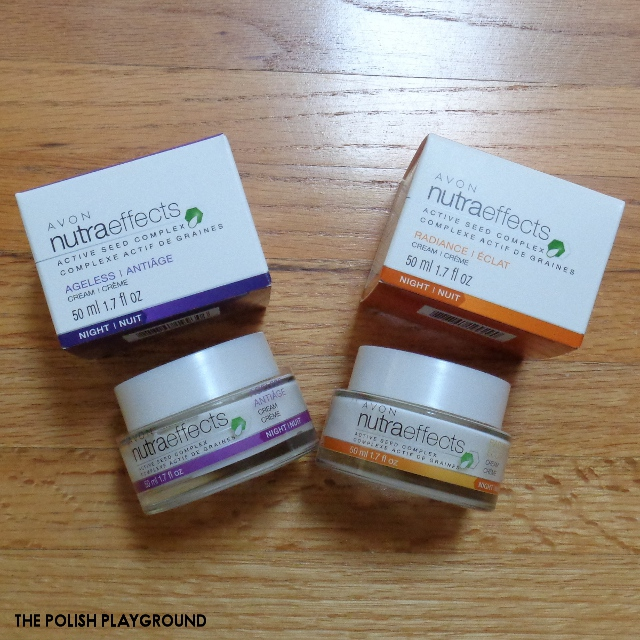 Avon NutraEffects Unboxing and First Impressions