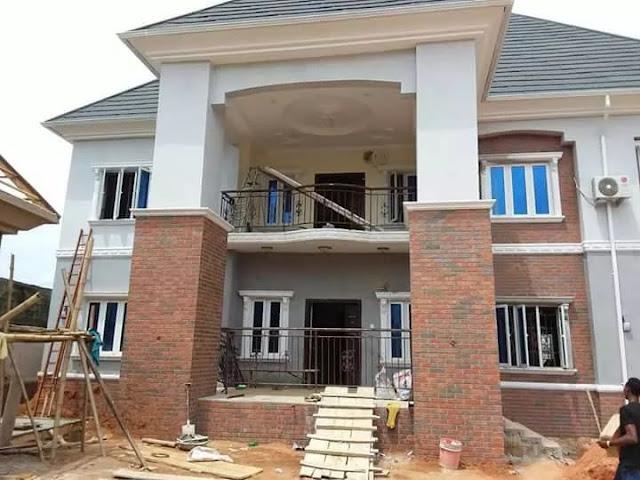 South African bricks in Nigeria
