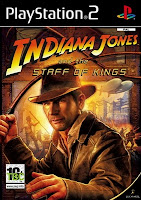 Indiana Jones and The Staff of Kings (PS2) 2009