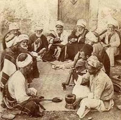 ظهور مشروب القهوة في مصر