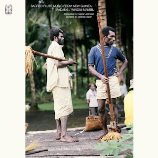 Sacred Flute Music from New Guinea: Madang / Windim Mabu, Ideologic Organ