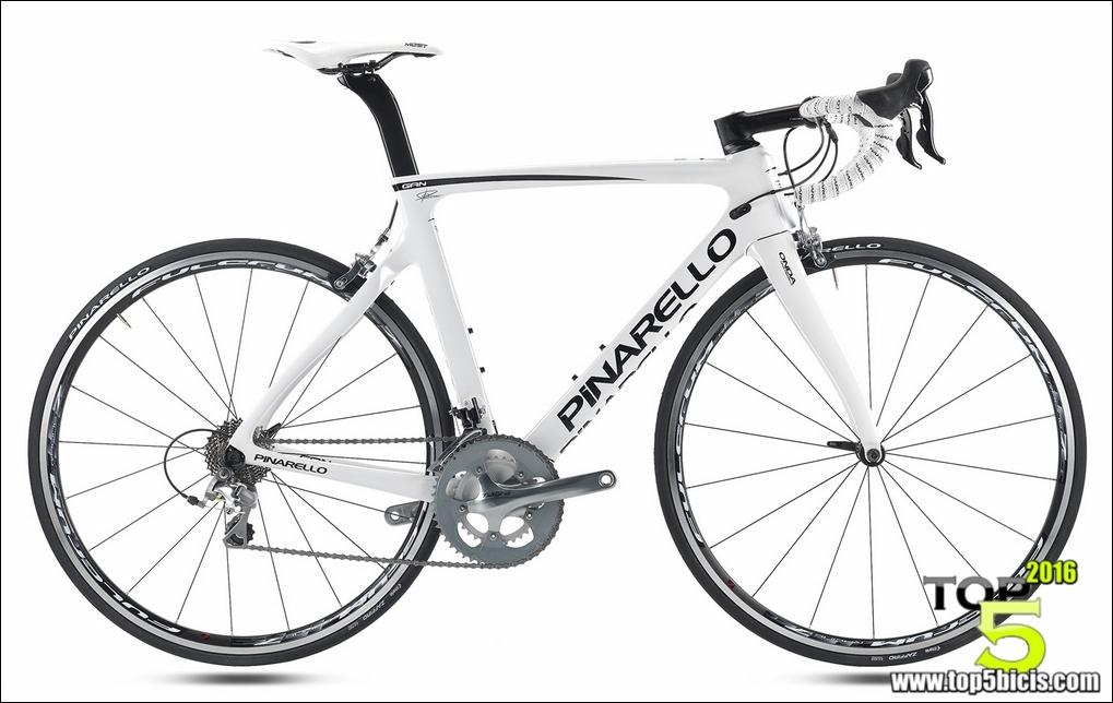 top 5 bicicletas de carretera  pinarello gan  excelente bici