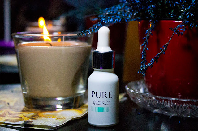 Orphica PURE serum pod oczy