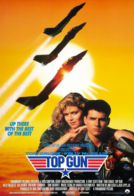 Top Gun Afiş