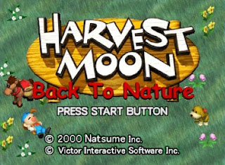 Harvest Moon Back to Nature ISO for Android Bahasa Indonesia