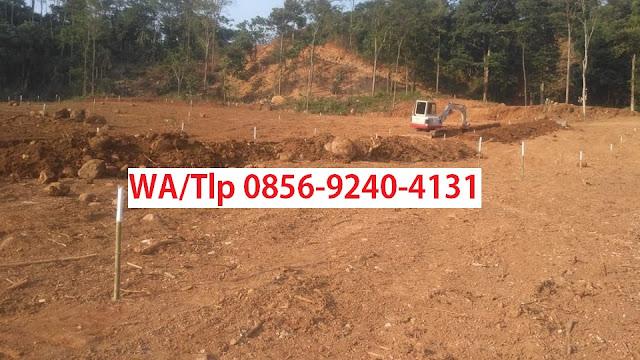 Progress Kavling Lantaburo Tanjungsari dan Kavling Lantaburo Karyamekar Cariu oleh Lantaburro Propertindo