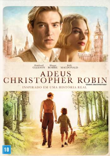 Adeus Christopher Robin Torrent - BluRay 720p/1080p Dual Áudio
