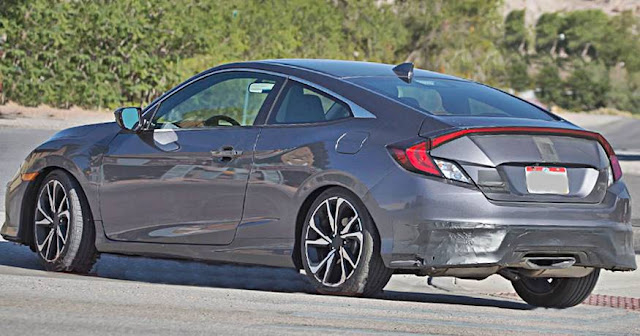 2017 Honda Civic Si Coupe Review