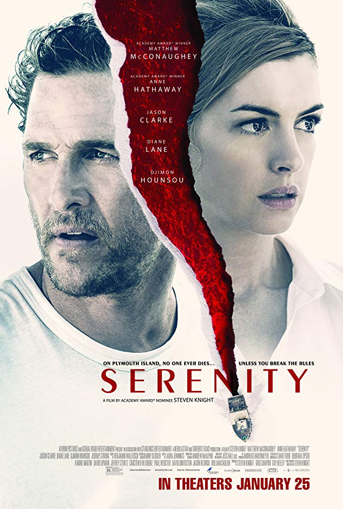 """Movie Review: """"Serenity"""" (2019)"""