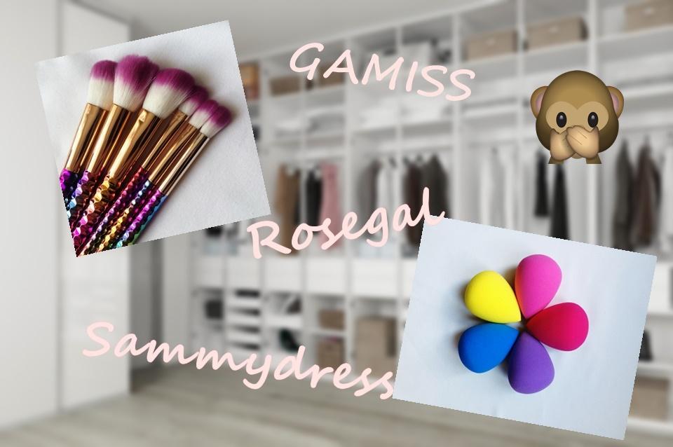 Zamówienie od Gamiss, Rosegal, Sammydress #2
