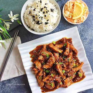 Ide Resep Masak Chicken Teriyaki