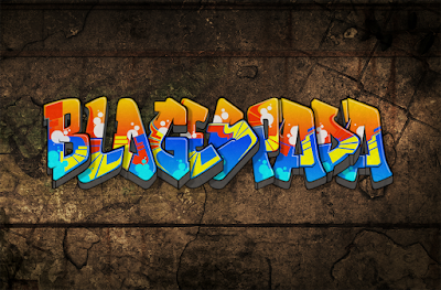 Cara Simple Membuat Graffiti Keren Secara Online 1