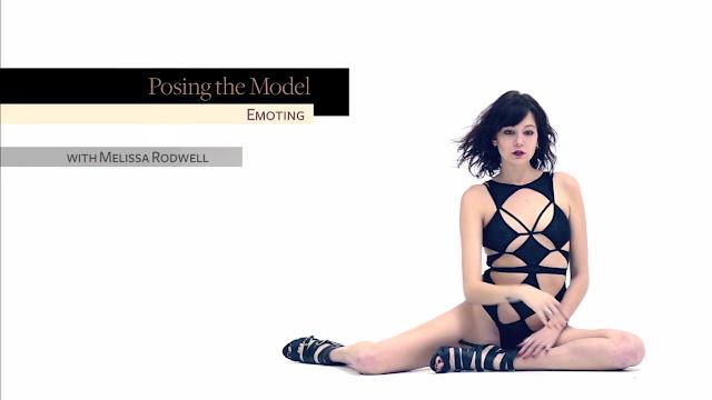 Posing the model