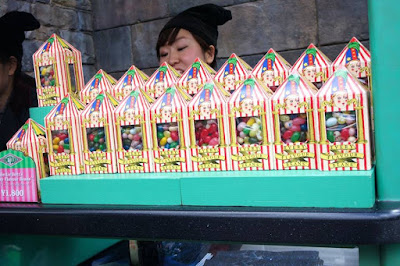 Bertie Bott's Every Flavour Beans at Universal Studios Japan